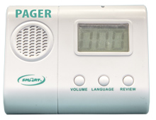 Caregiver pager, Fall prevention monitoring