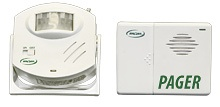 Caregiver Pager with Bed Exit Alarm TL-5102MP