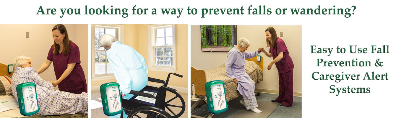 Fall Prevention Sensor Pads - Smart Caregiver