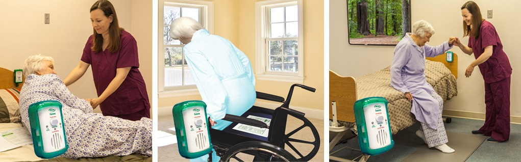 Smart Caregiver - Products for Caregivers - Quiet Fall Prevention