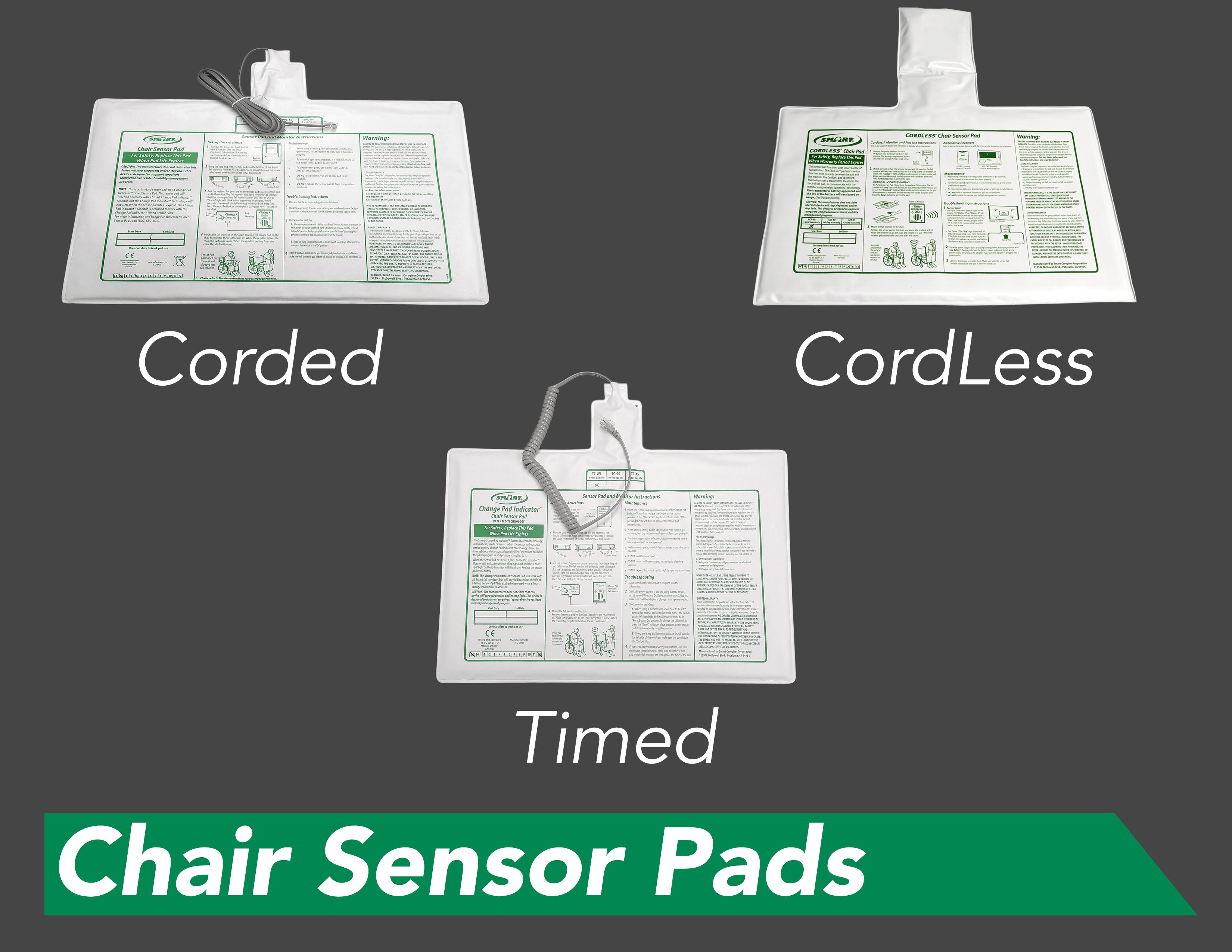 Sensor Pads & Mats   Smart Caregiver