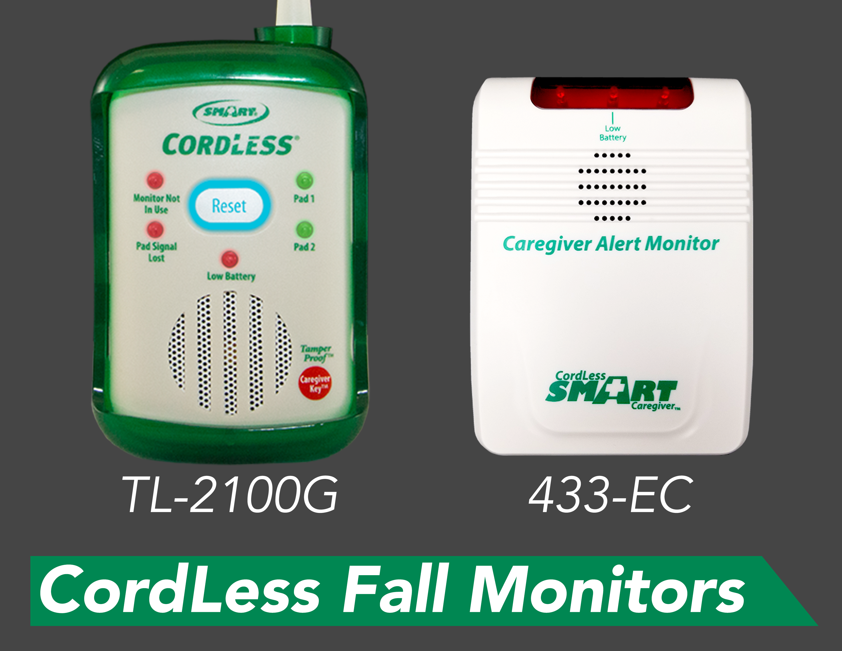 Fall Monitors / Exit Alarms   Fall Prevention and Anti-Wandering